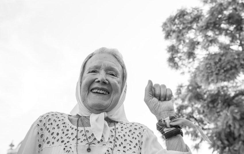 """Norita Cortiñas: """"Hacer política es  algo bueno, es sano tener ideales"""""""
