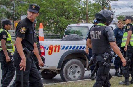 La policía hiere a balazos a una nena de 13 años