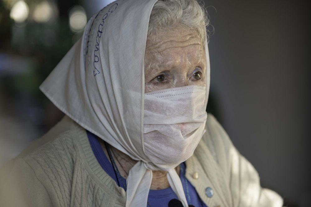 """Norita Cortiñas: """"Acompañamos a la mamá de Facundo Castro"""""""