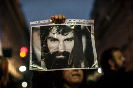 Cacería policial en la marcha por Santiago Maldonado