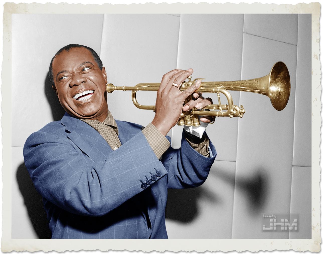 Jazz y racismo #2. Louis Armstrong: Esa maldita sonrisa