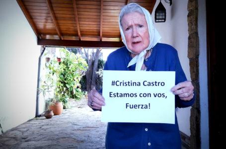 """Norita Cortiñas: """"Que sean castigados todos los culpables"""""""