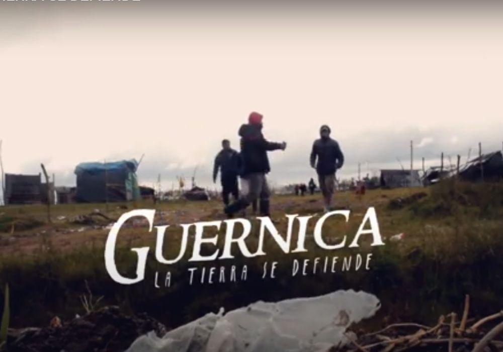 Guernica: la tierra se defiende
