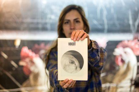 """Malena Blanco: """"Estamos al borde del colapso y somos capaces de extinguir el mundo"""""""