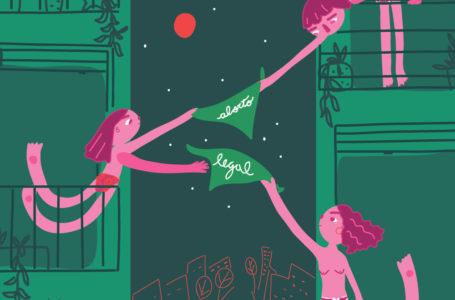 Socorristas en Red y las dificultades para abortar en aislamiento