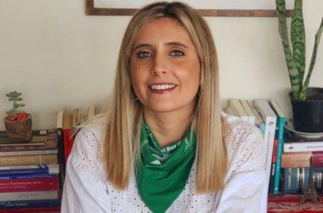 """Julieta Molina: """"No podemos juzgar a una mujer que sufre violencia por no denunciarlo"""""""