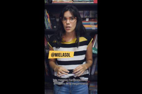 Minuto Sudestada: Chubut contra la megaminería