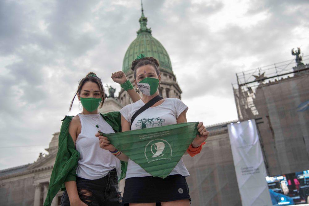 """Laura Azcurra: """"Esperamos estar festejado el 31 y celebrando que el aborto ya es legal"""""""