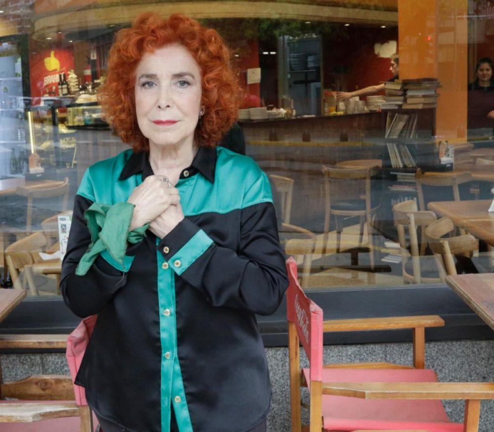"""Mirta Busnelli: """"Tengo el pálpito de que sí, que se va a aprobar"""""""