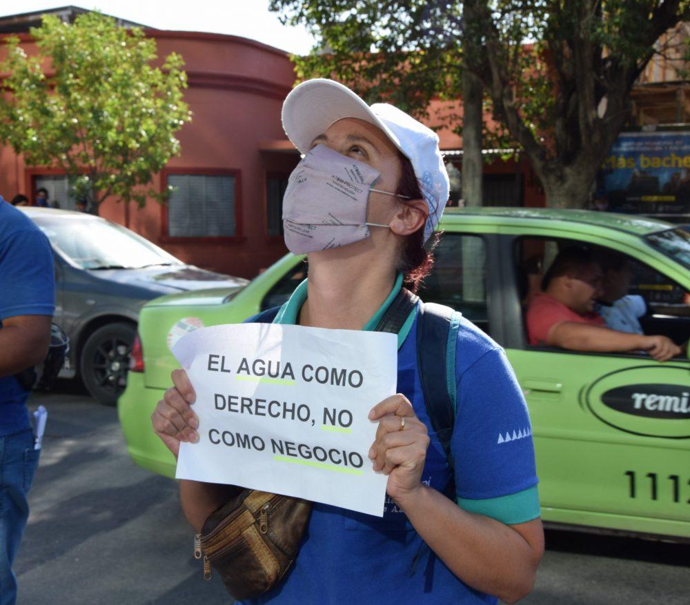 Persecución política y económica en Córdoba: el agua es de todxs