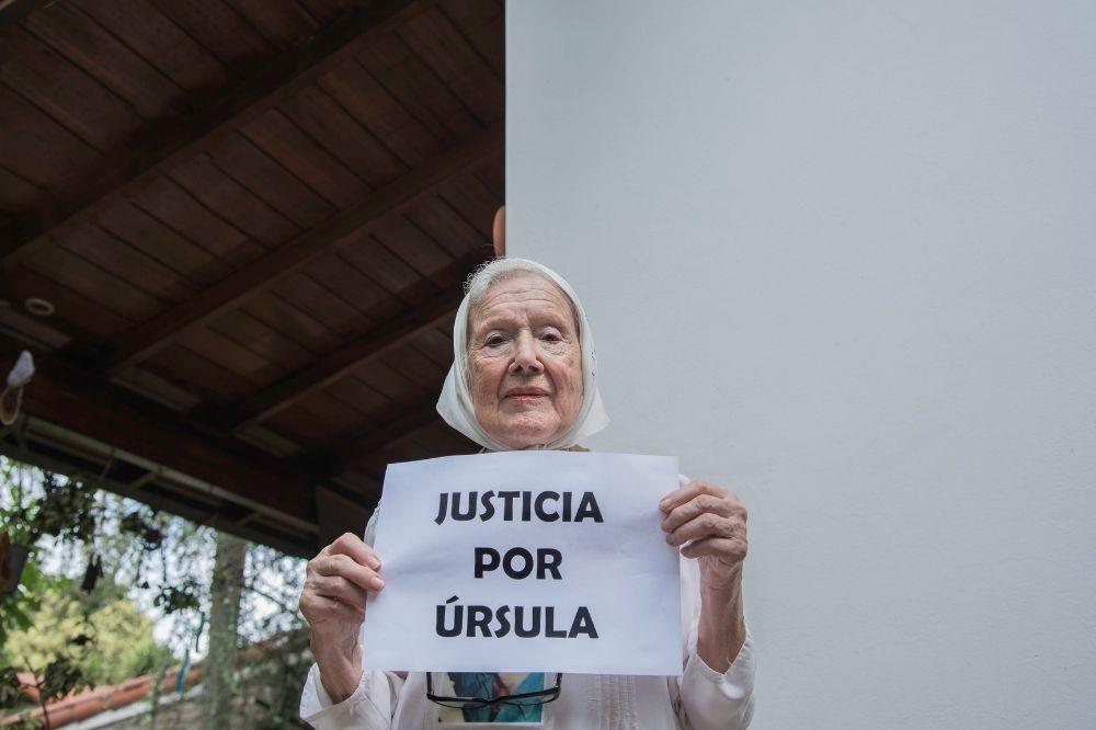 """Norita Cortiñas: """"Basta de justicia patriarcal"""""""