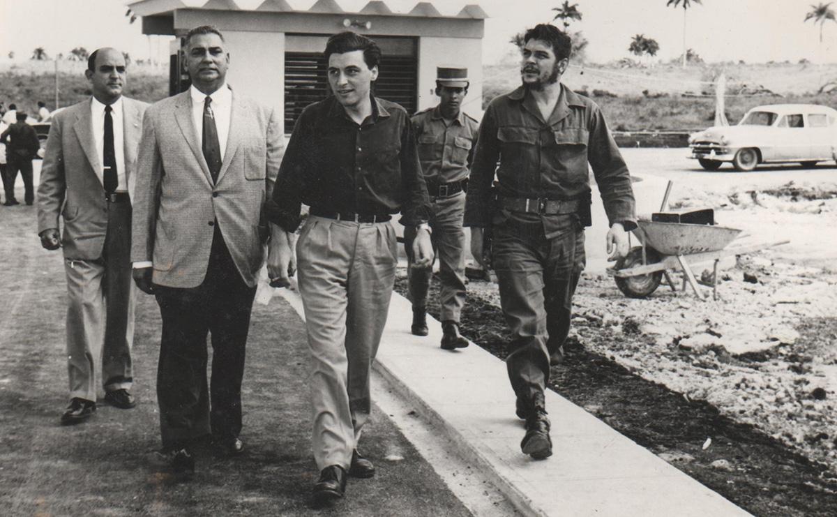 Los sueñeros del Che