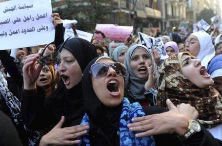 Revolución egipcia: cuerpo, sudor y resistencia