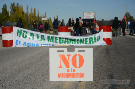 Amparo mapuche frenó la zonificación minera en Chubut