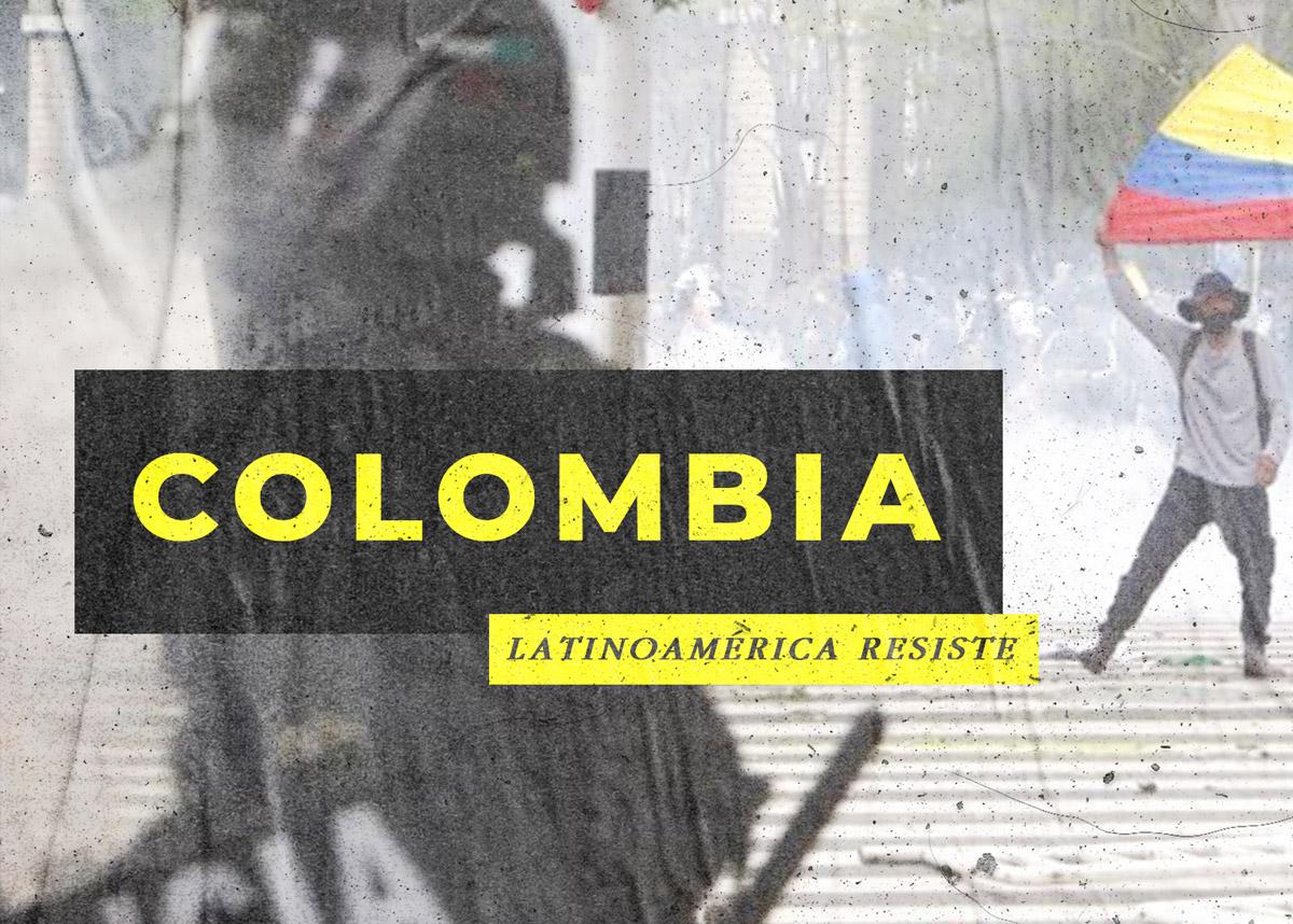 Minuto Sudestada: Colombia arde