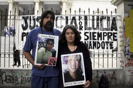 """Lucía Pérez: """"La mataron por ser mujer"""""""