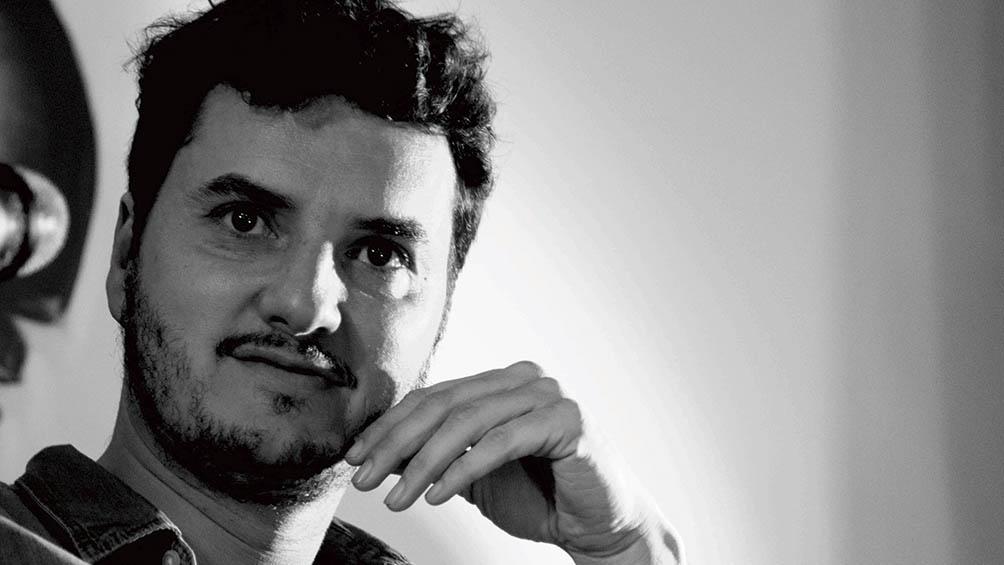 """Matías de Rioja: """"Considero la escritura como un proceso de lectura. Primero leo, después escribo"""""""