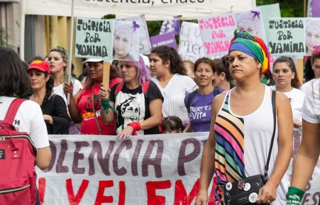 Ni Una Menos: el fuego de Resistencia
