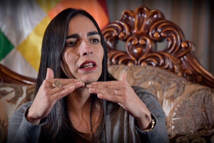 """Gabriela Montaño: """"Macri no representa el sentimiento del pueblo argentino"""""""