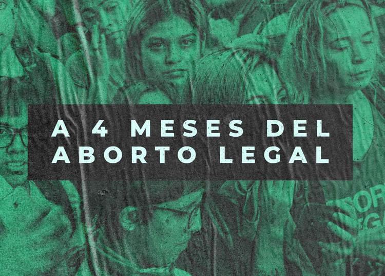 16 años de campaña, 4 meses de aborto legal