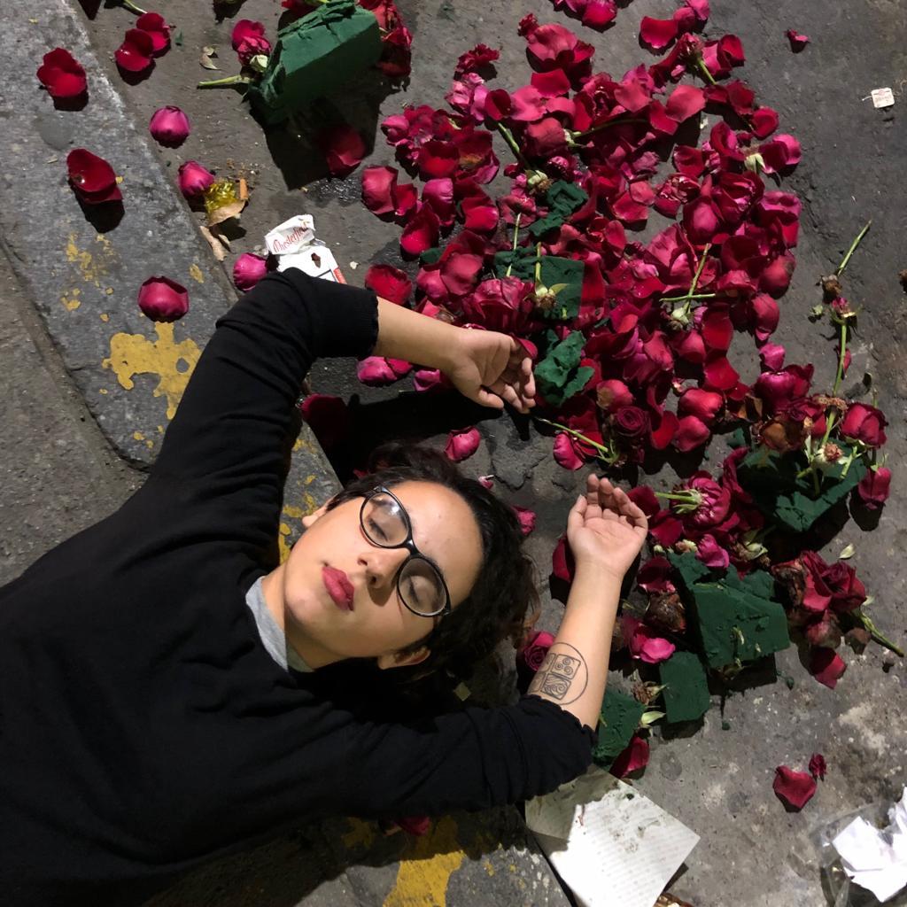 """Martina Cruz: """"Nunca dejaré de escribir desde el conurbano"""""""