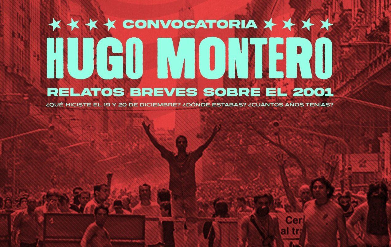 Convocatoria Hugo Montero