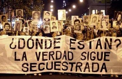 30 de agosto – Día del detenido desaparecido