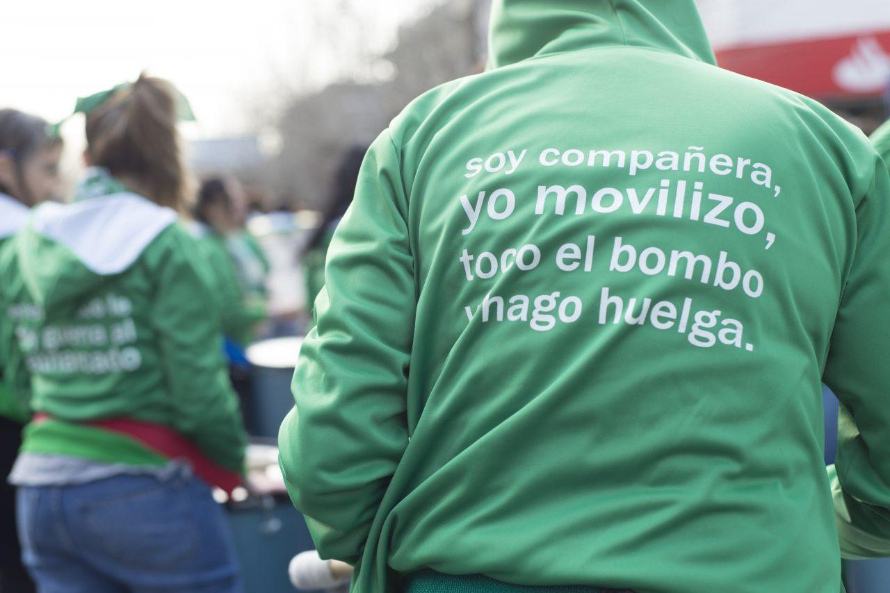 Mujer y sindicalista: la lucha de las pibas