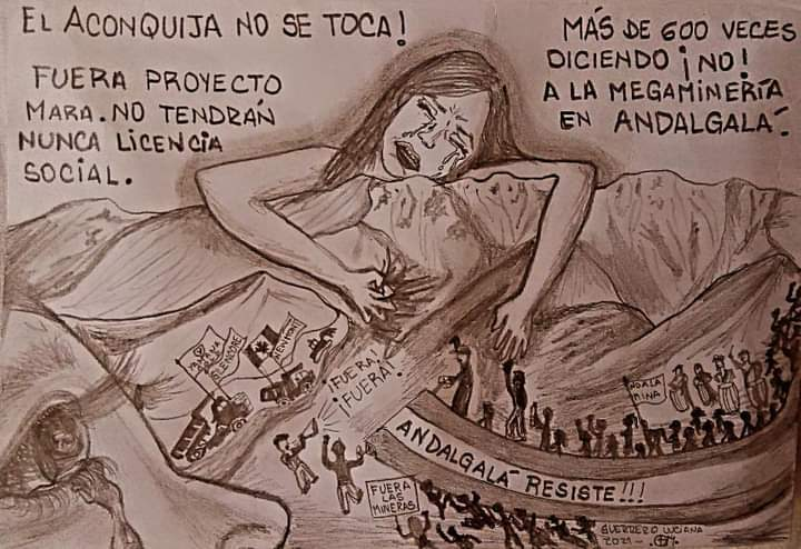 Ilustración: Luciana Guerrero