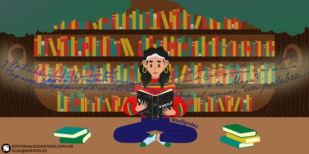 Mi biblioteca: un árbol y una historia