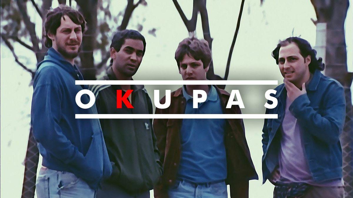 Ser espectadora de Okupas, veinte años después
