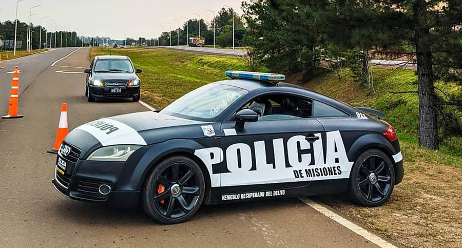 Franco Mitoire: la policía de Misiones actúa impunemente
